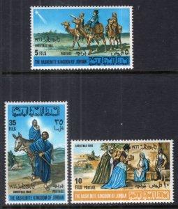 Jordan 533-533B MNH VF