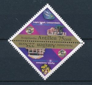 [NA1245] Netherland Antilles Antillen 1998 Cooper Lybrand Triangle MNH # 1245-46