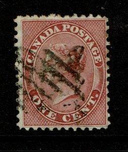 Canada SC# 14 Used / Hinge Rem - S11173