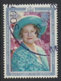 Great Britain SG 1507  Used  - Queen Mother Birthday