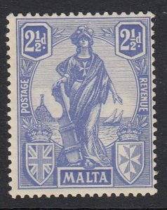 Malta Sc 104 (SG 129), MHR