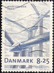 Denmark #1377  Used