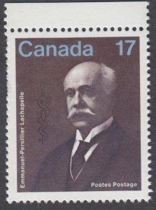 Canada - #877 E-P Lachapelle - MNH