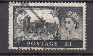 J26578  jlstamps 1959-68 great britain hv of set used #374 castles wmk 322