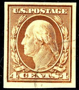 U.S. #346 Used VF