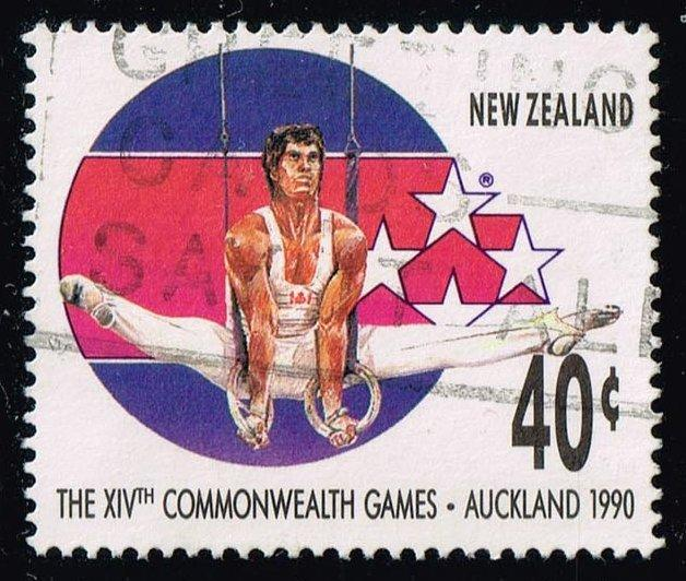New Zealand #972 Commonwealth Games; Used (0.45)