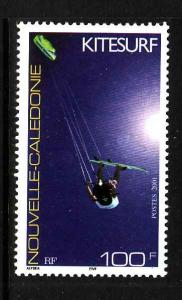 New Caledonia-Sc#885-Unused NH set-Kitesurfing-2001-