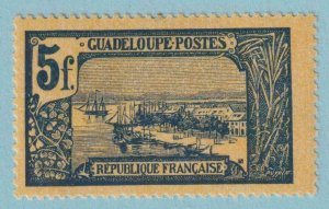 GUADELOUPE 82  MINT HINGED OG * NO FAULTS VERY FINE!