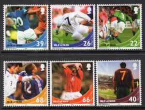 Isle of Man 954-959 MNH VF