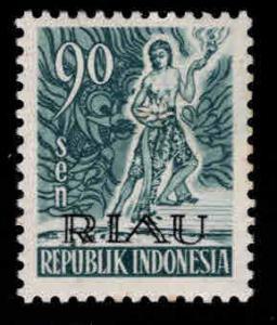 Indonesia RIAU Archipelago Scott 16 MNH**