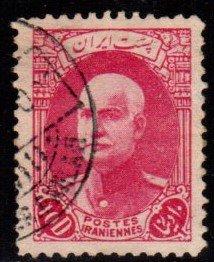Iran - #857 Reza Shah Pahlavi - Used
