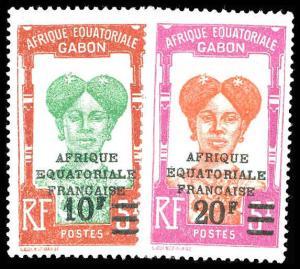 CAMEROUN 118-19  Mint (ID # 83798)