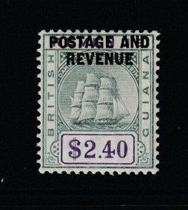 British Guiana, Sc 171 (SG 251), Mint small HR