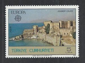 TURKEY SC# 2092 FVF/MOG 1978