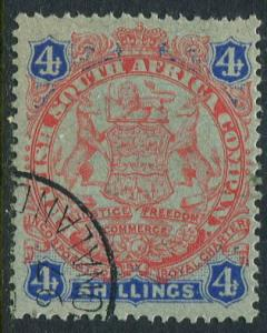 Rhodesia #37 Used - Make Me An Offer