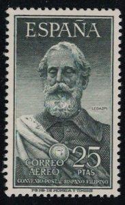 Spain # C145   Postal Congress Issue    1953  MH  SCV $ 57.50
