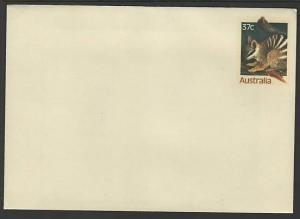 Australia Animal Unused Postal Envelope