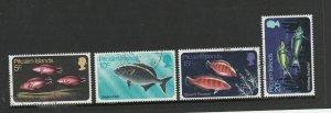 Pitcairn islands 1970 Fish FU/CTO SG 111/4