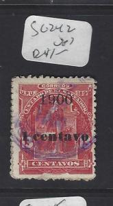 SALVADOR   (P2708BB)    SC 242        VFU