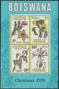 Botswana #131a MNH Souvenir Sheet cv $4.50