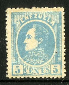 VENEZUELA 68 (9) MNH PROBABLY FAKE SCV $15.00 BIN $3.75