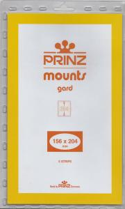 PRINZ CLEAR MOUNTS 156X204 (5) RETAIL PRICE $10.50