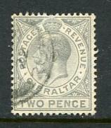 Gibraltar #68 Used (Box1)