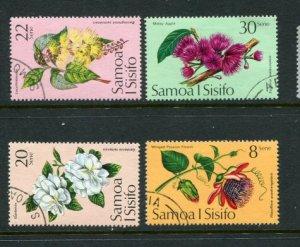 Samoa #411-4 Used