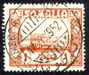 Somalia Sc# 180 Used 1950 1s Definitives