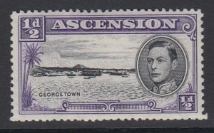 ASCENSION, Scott 40a, MHR