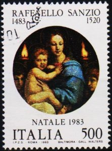 Italy. 1983 500L .S.G.1818 Fine Used