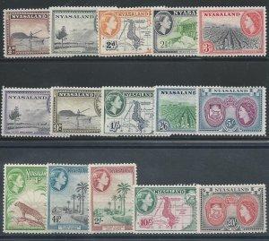 Nyasaland Prot. 97-111 NH