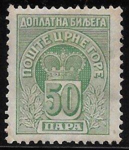 [18619] Montenegro Mint Heavy Hinge