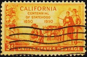 U.S.A. 1950 3c S.G.994 Fine Used
