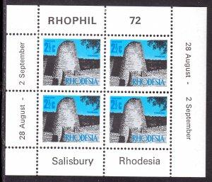 Rhodesia - Scott #277b - MNH - SCV $3.75