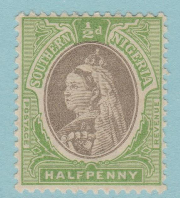 Southern Nigeria 1 Mint Never Hinged OG** NO FAULTS VERY FINE !