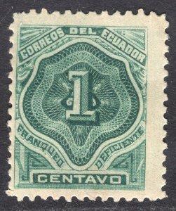 ECUADOR SCOTT J1