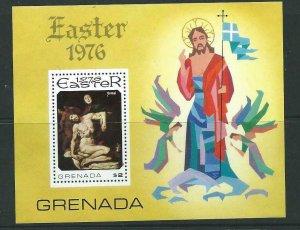 GRENADA SGMS784 1976 EASTER MNH