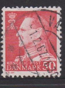 Denmark Sc#494 Used Pair