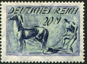 Deutsches Reich  Sc.# 155  MH*