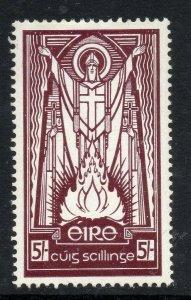 Ireland: 1943 St. Patrick 5/- SG 124 mint