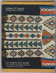 Canada Post - 1976 Indians of Canada Thematic Collection #11