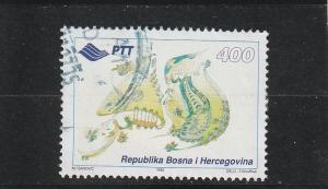Bosnia & Herzegovina  (Muslim Admin)   Scott#  209a  Used