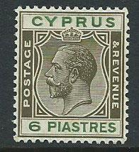 Cyprus SG 112 Mint Hinged