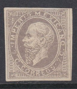 MEXICO  An old forgery of a classic stamp...................................D276