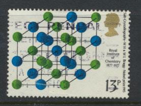Great Britain SG 1032  - Used - Chemistry