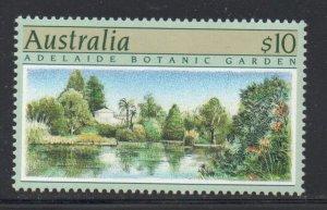Australia Sc 1134 1989 $10 Adelaide Botanic Garden stamp mint NH