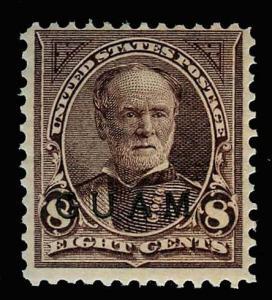 GUAM 7  Mint (ID # 67610)