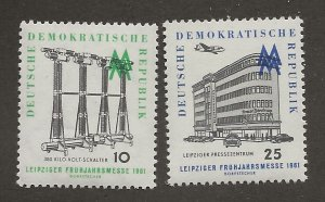 GERMANY DDR  # SC 533 - 4 MNH