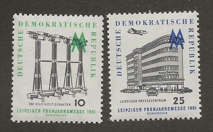 GERMANY DDR  # SC 533 - 4 MNH